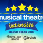 March Break 2018 Intensive block logo